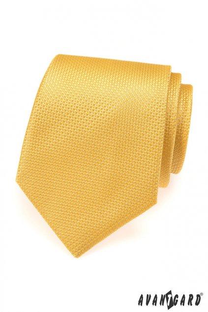 Žlutá kravata