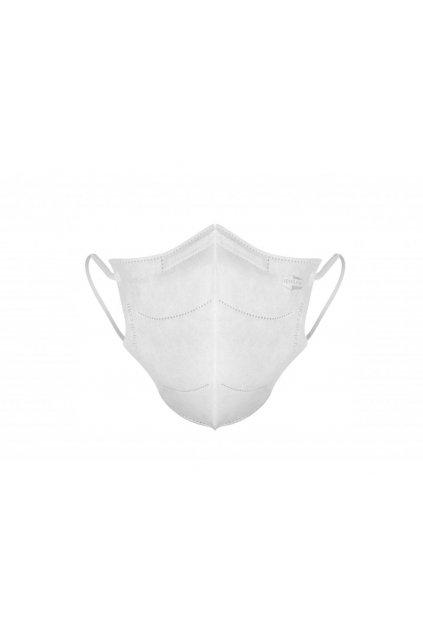 RESPILON® Nano respirátor RespiPro White - 3ks / 50ks (Velikost L, počet ks v balení 50ks)