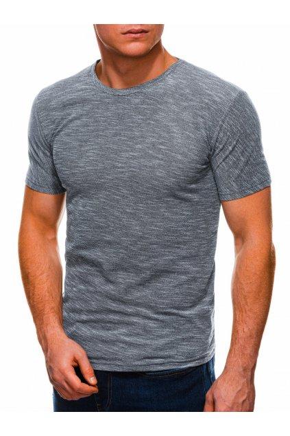 Tmavě šedé tričko S1323