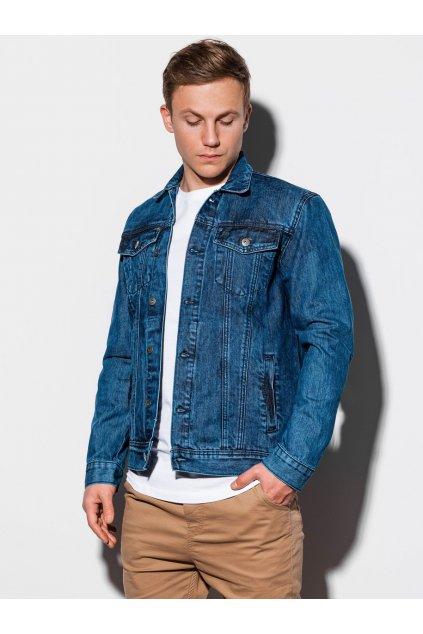 Pánská džínová bunda C441 - jeansová