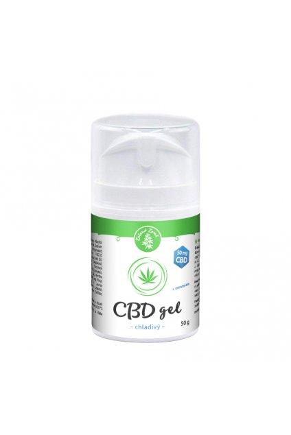 CBD chladivý gel 50 g
