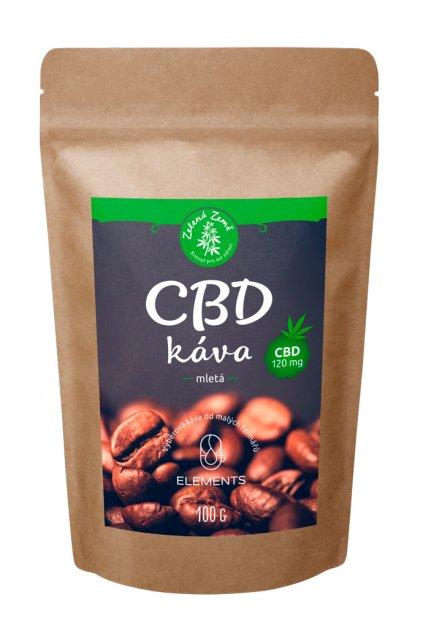 CBD káva 250g