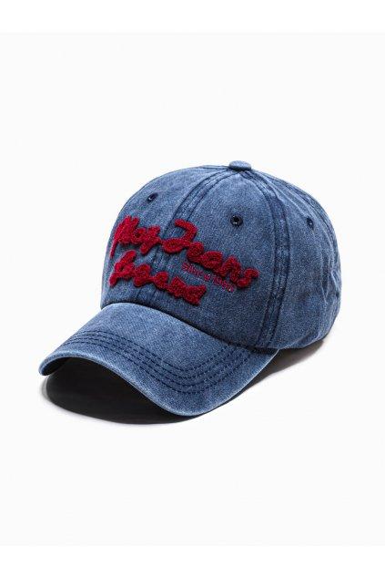 Men's cap H094 - navy