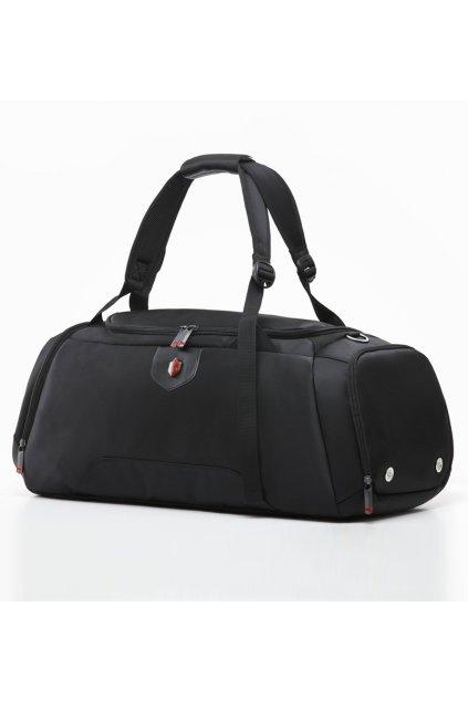 Cestovní taška KRIMCODE Sport Attire 02 - černá