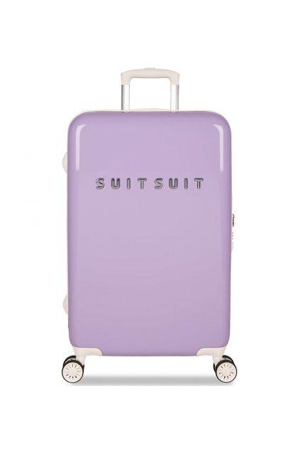 Cestovní kufr SUITSUIT® TR-1203/3-M - Fabulous Fifties Royal Lavender