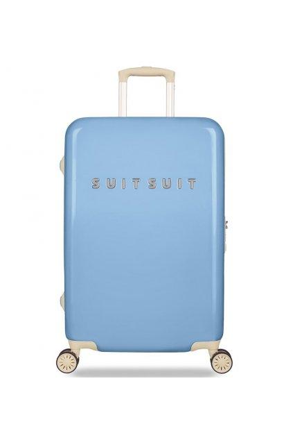 Cestovní kufr SUITSUIT® TR-1204/3-M - Fabulous Fifties Alaska Blue