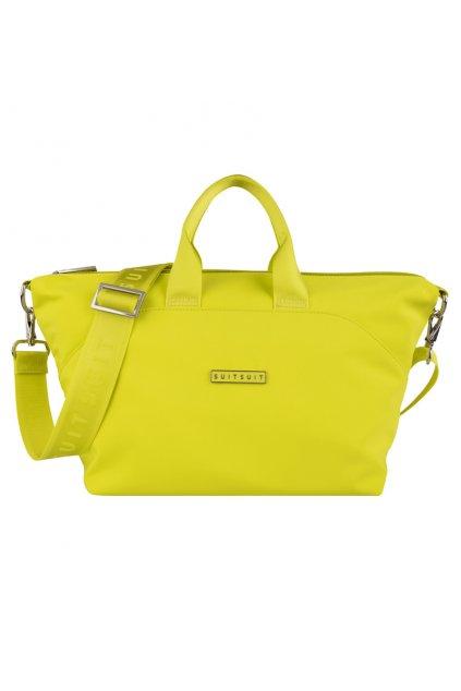 Cestovní taška SUITSUIT® Natura Lime