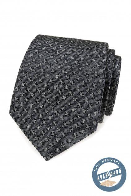 Kravata hedvábná v dárkové krabičce 621-7759-0
