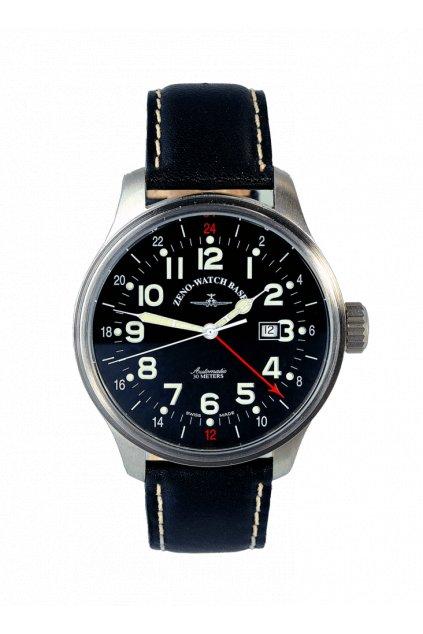 JVD 8563-a1 Pilot Oversized GMT