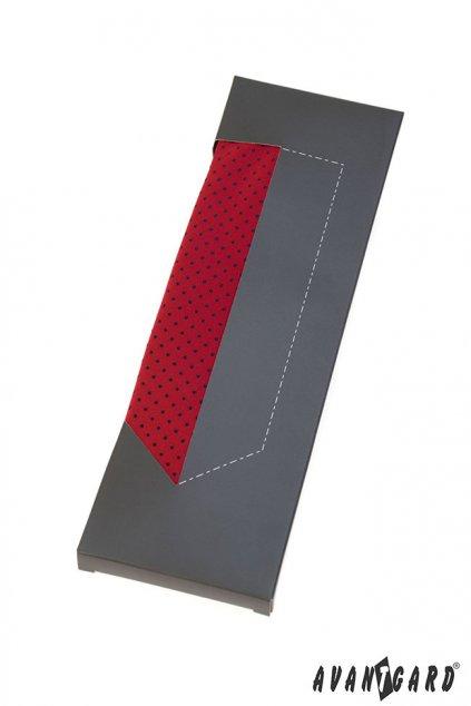 Dárková krabička na kravatu