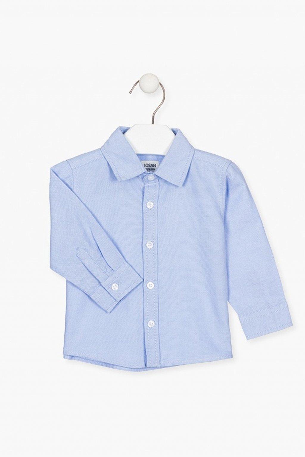 LOSAN - Košile (Barva Světle modrá, Velikost 92)