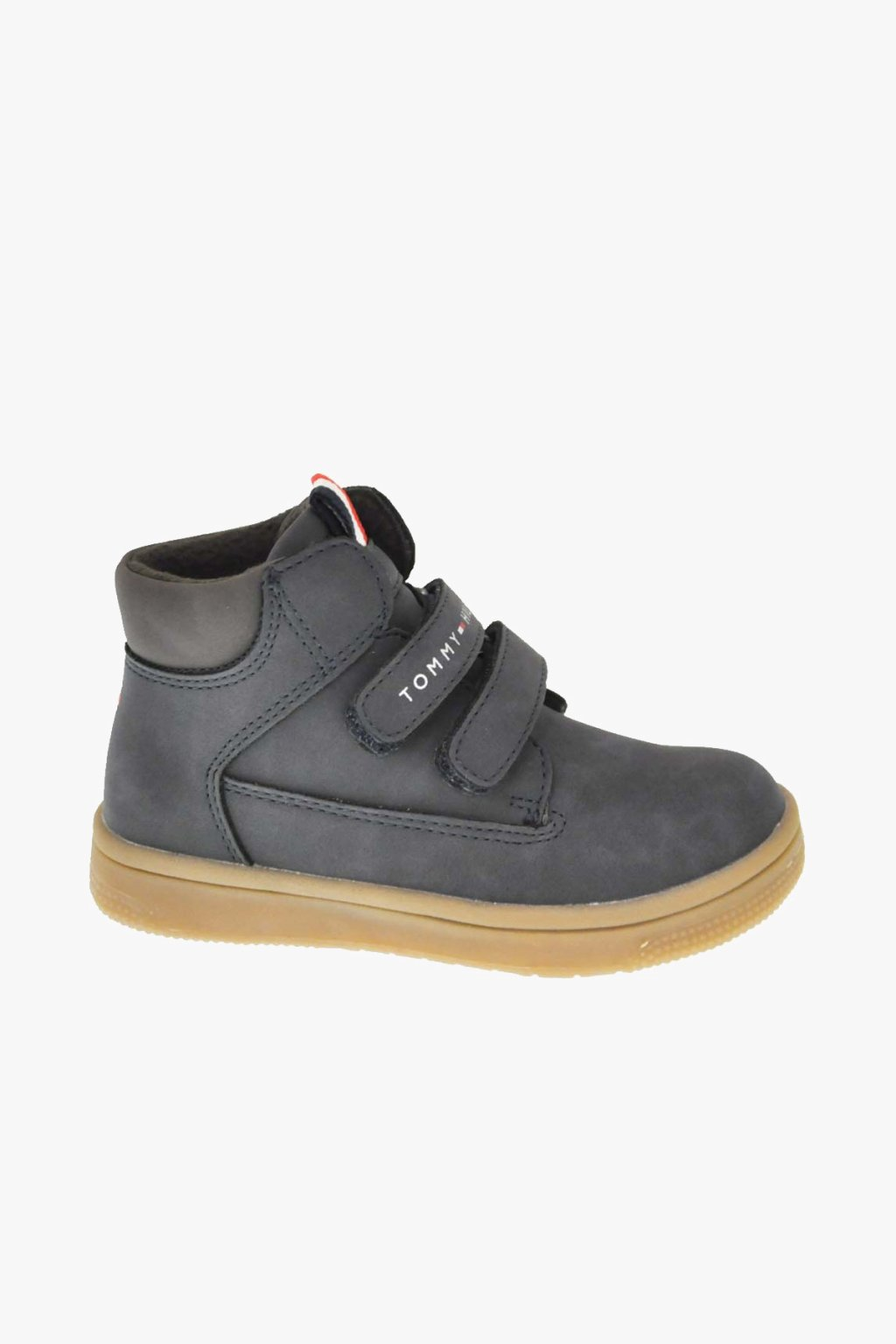 TOMMY HILFIGER - Celoroční kotníkové boty (Barva šedá, Velikost 34)