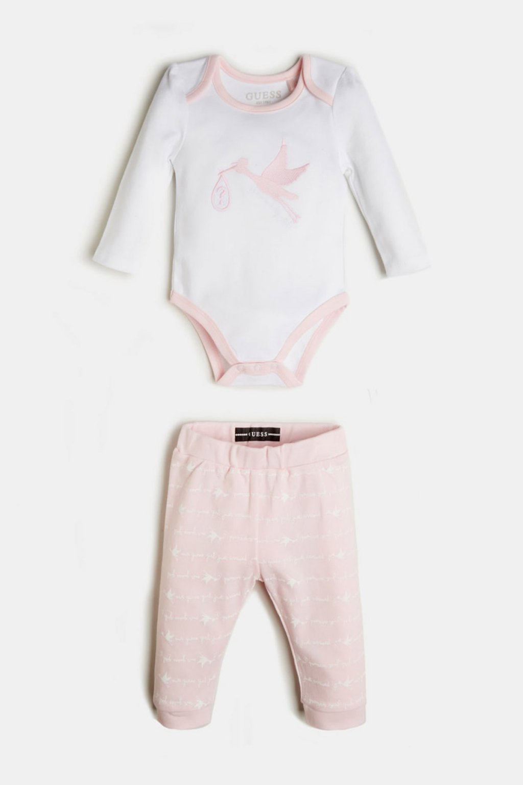 Guess - BABY SET (2PACK) (Barva Bílá, Velikost 68)