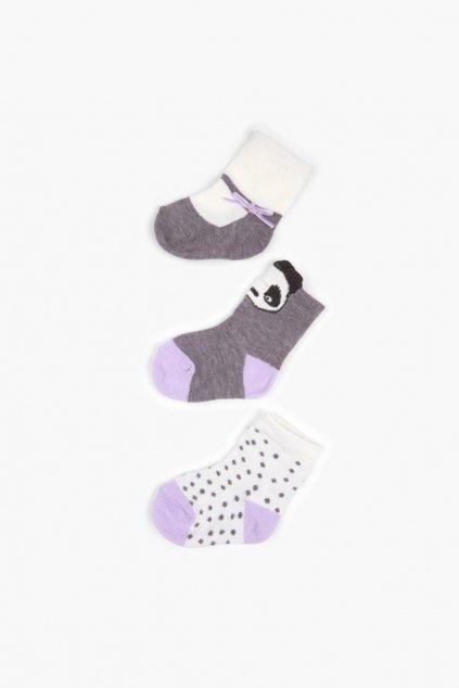 LOSAN - Ponožky (Barva Mix barev, Velikost 74)