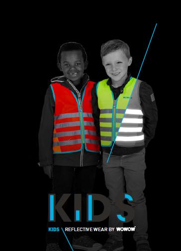 Reflexní oblečení a doplňky pro děti
