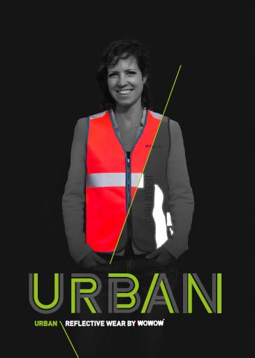 Reflexní oblečení a doplňky do města