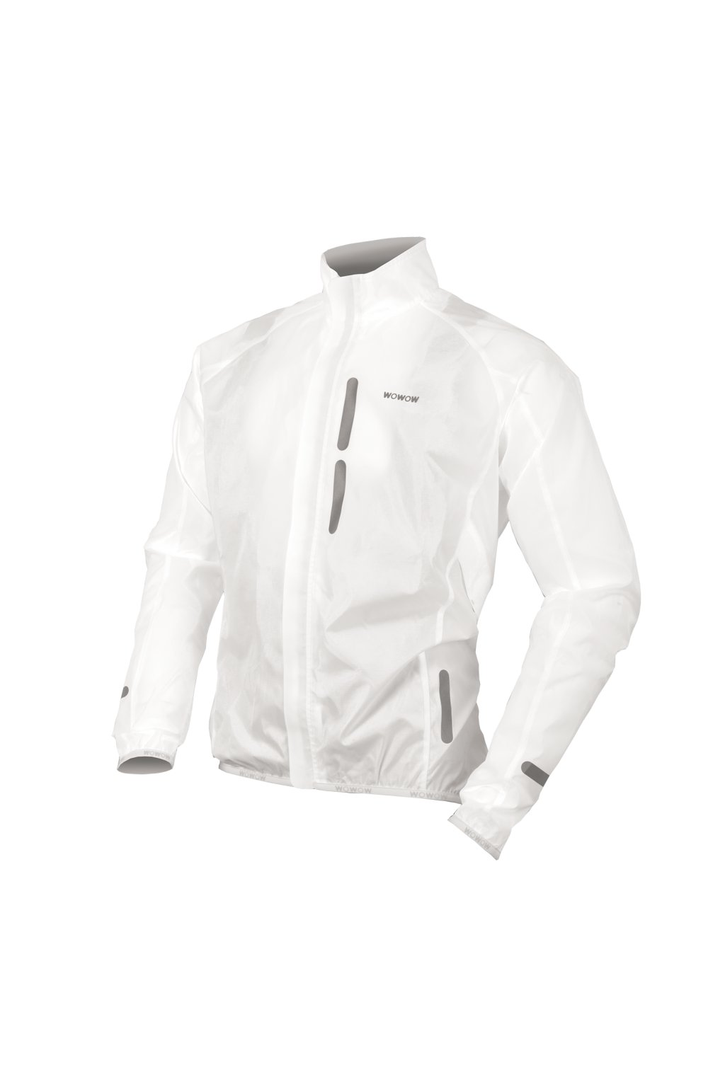 WIND JACKET WHITE FRONT BIG