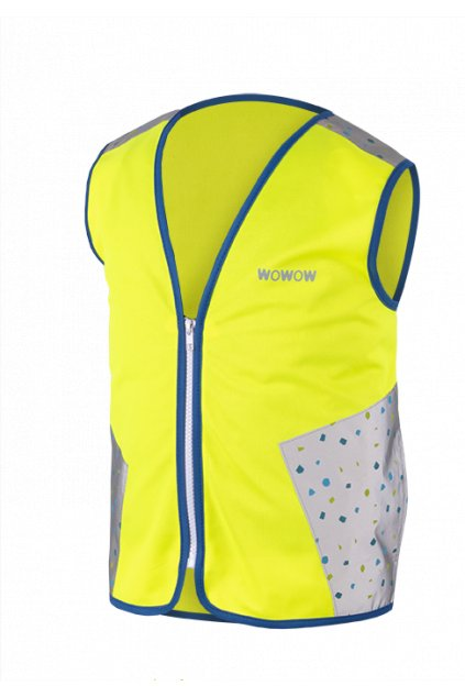 TERRAZO JACKET YELLOW