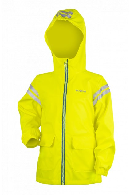 COZY RAIN JACKET FRONT BIG