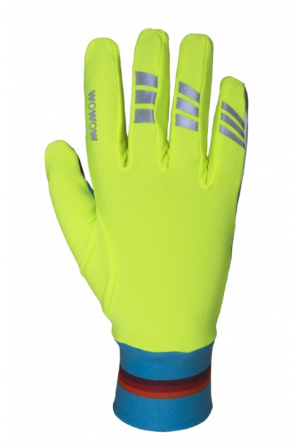 LUCY GLOVE FRONT YELLLOW BIG