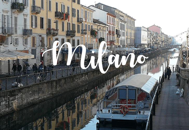 Holky v Miláně