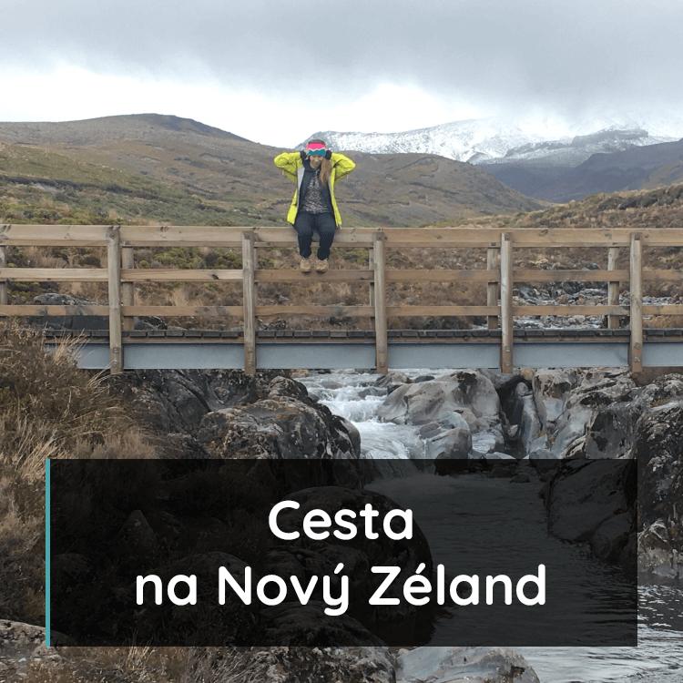 Cesta na Nový Zéland