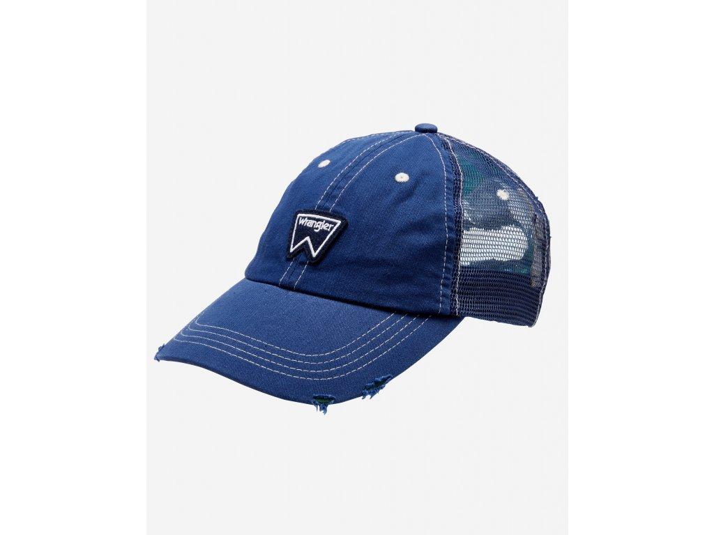kšiltovka Wrangler INDIGO CAP USED