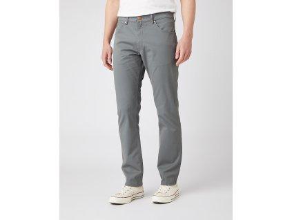 kalhoty Wrangler GREENSBORO IRON GREY