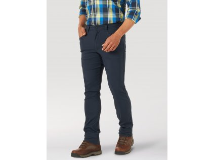 kalhoty Wrangler ATG SYNTHETIC UTILITY DARK SAPPHIRE