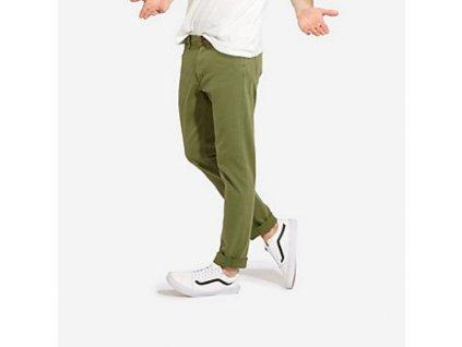 kalhoty Wrangler GREENSBORO FAIRWAY GREEN
