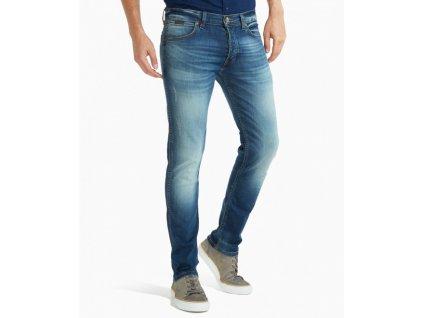 kalhoty Wrangler SPENCER SPOILT BLUE