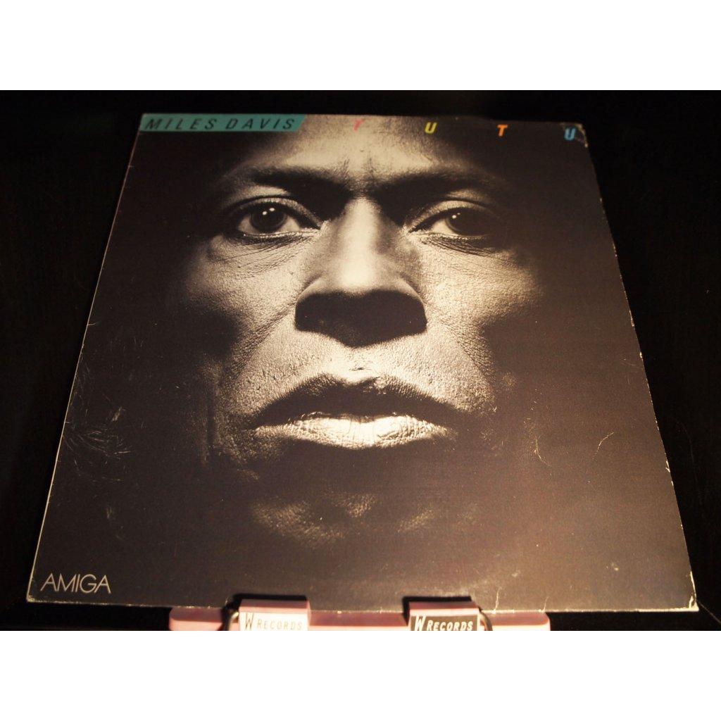 Miles Davis - Tutu LP