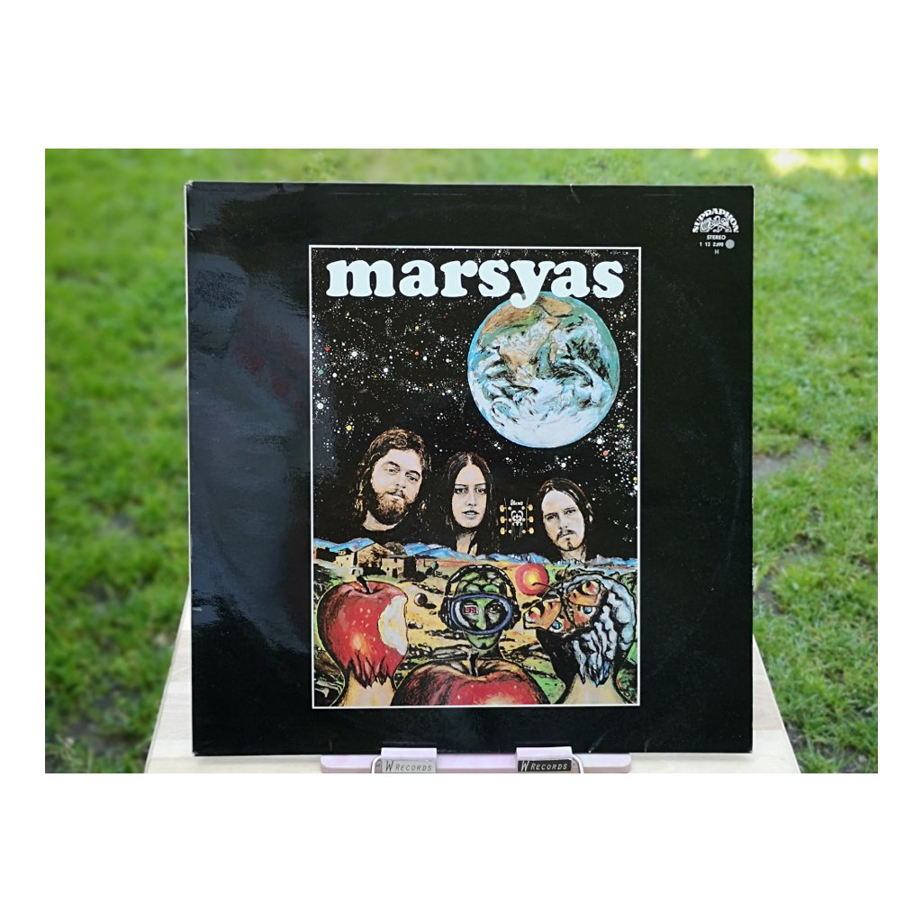 Marsyas – Marsyas