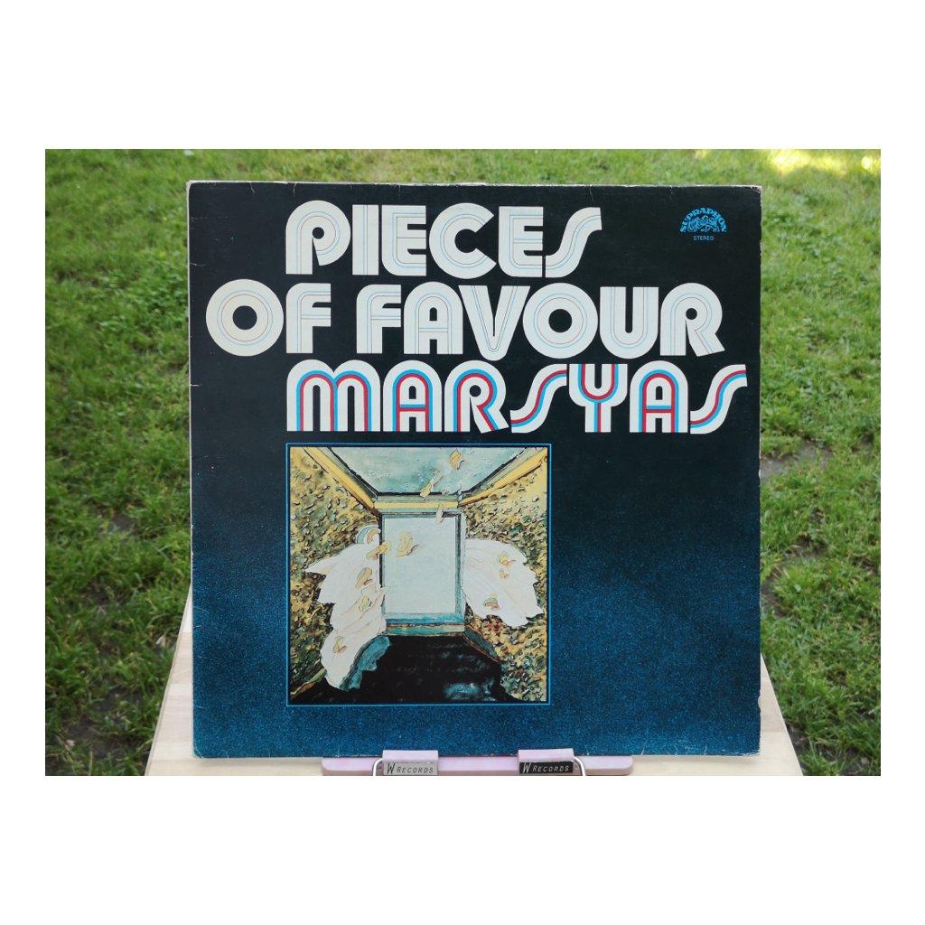 Marsyas – Pieces Of Favour
