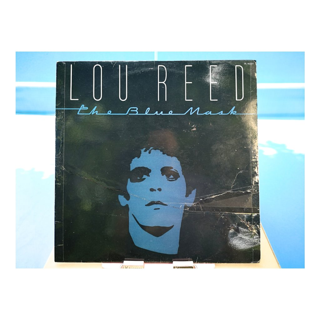 Lou Reed ‎– The Blue Mask