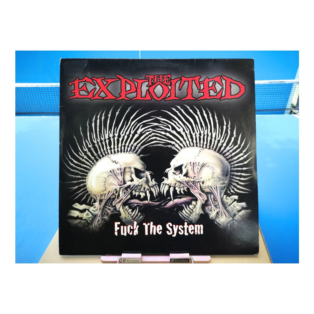 The Exploited ‎– Fuck The System
