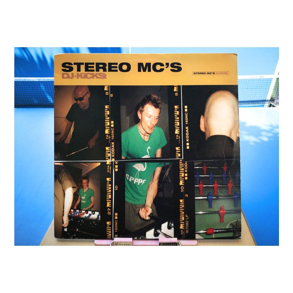 Stereo MC's – DJ-Kicks: 2LP