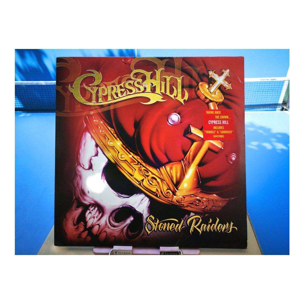 Cypress Hill – Stoned Raiders