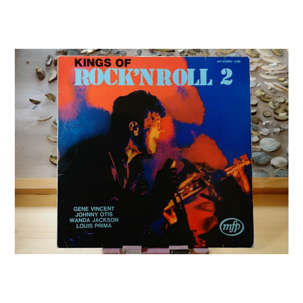 Various ‎Artists – Kings Of Rock'n Roll 2