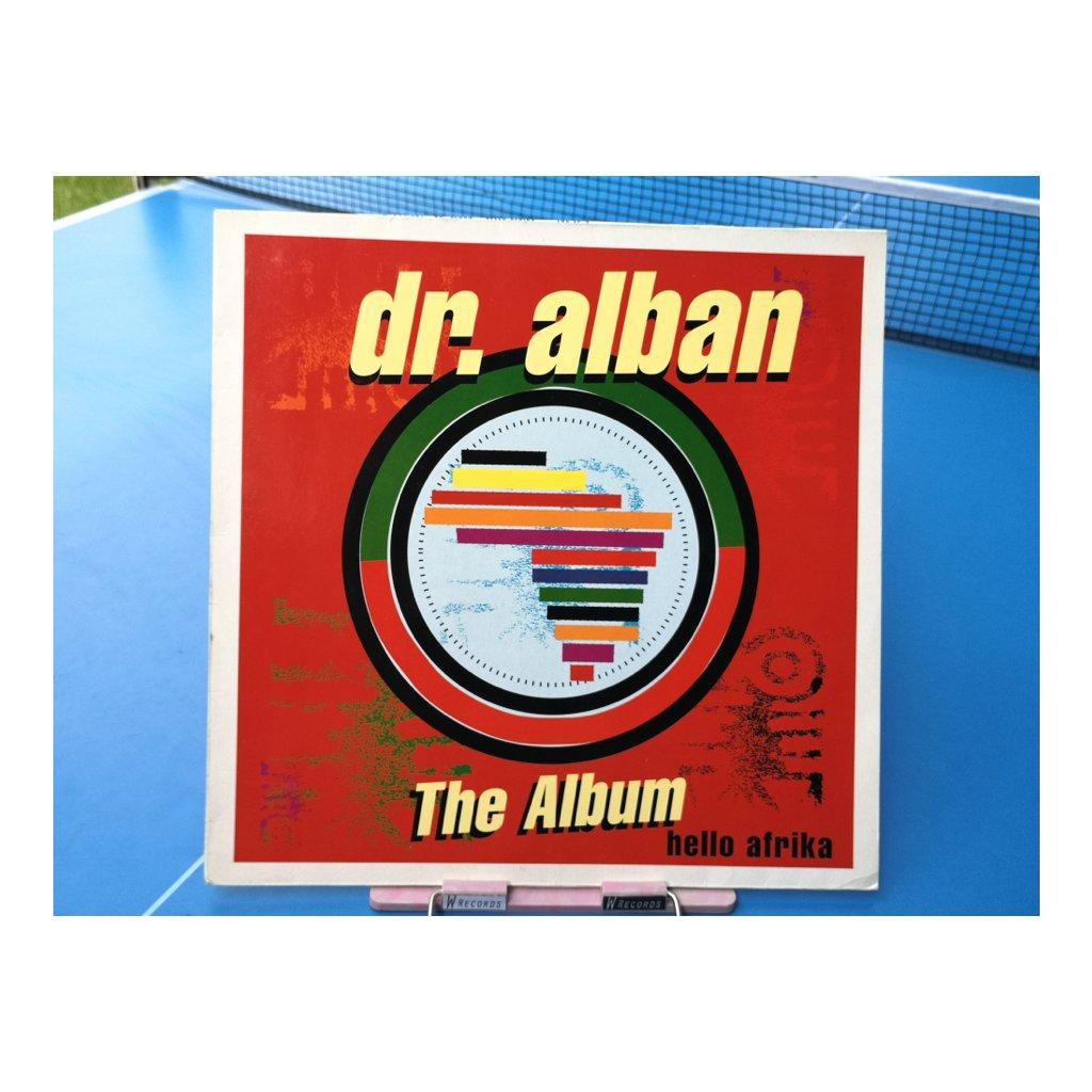 Dr. Alban – Hello Afrika (The Album)