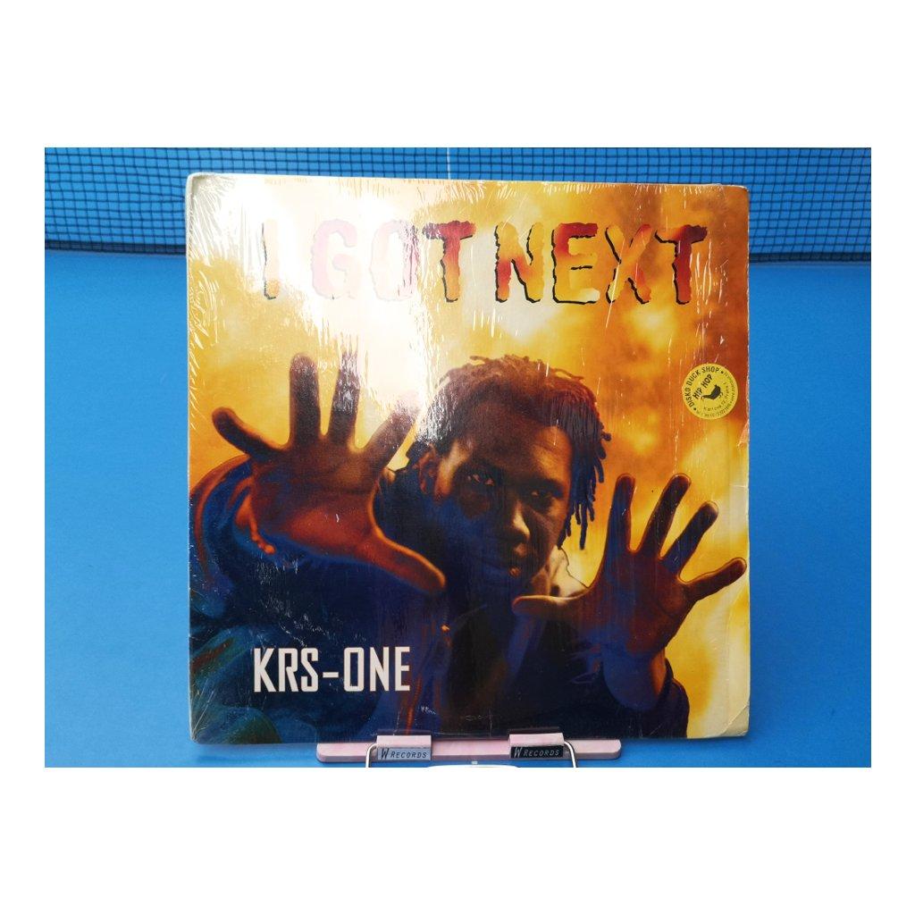 KRS-One – I Got Next