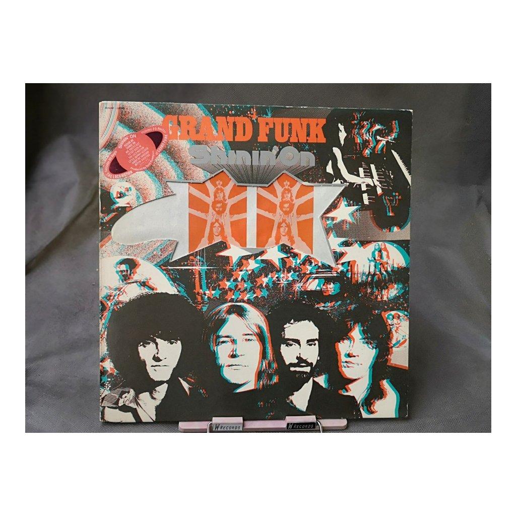 Grand Funk – Shinin' On