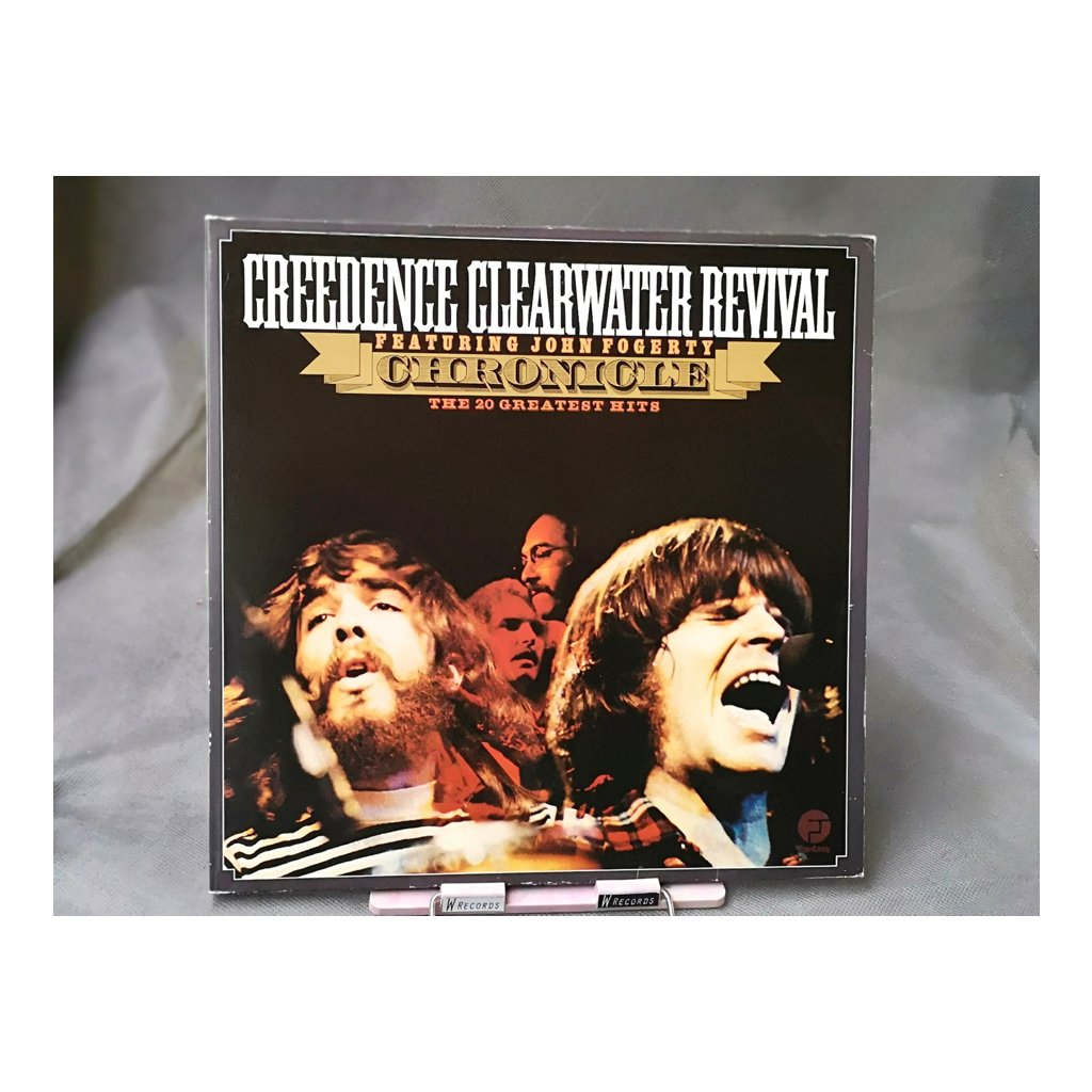 Creedence Clearwater Revival Featuring John Fogerty – Chronicle - The 20 Greatest Hits