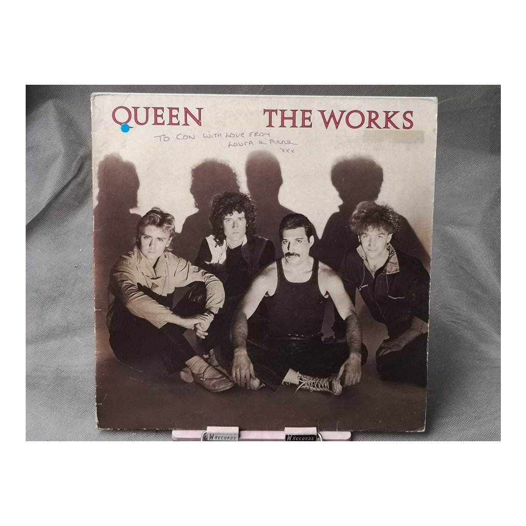 Queen ‎– The Works