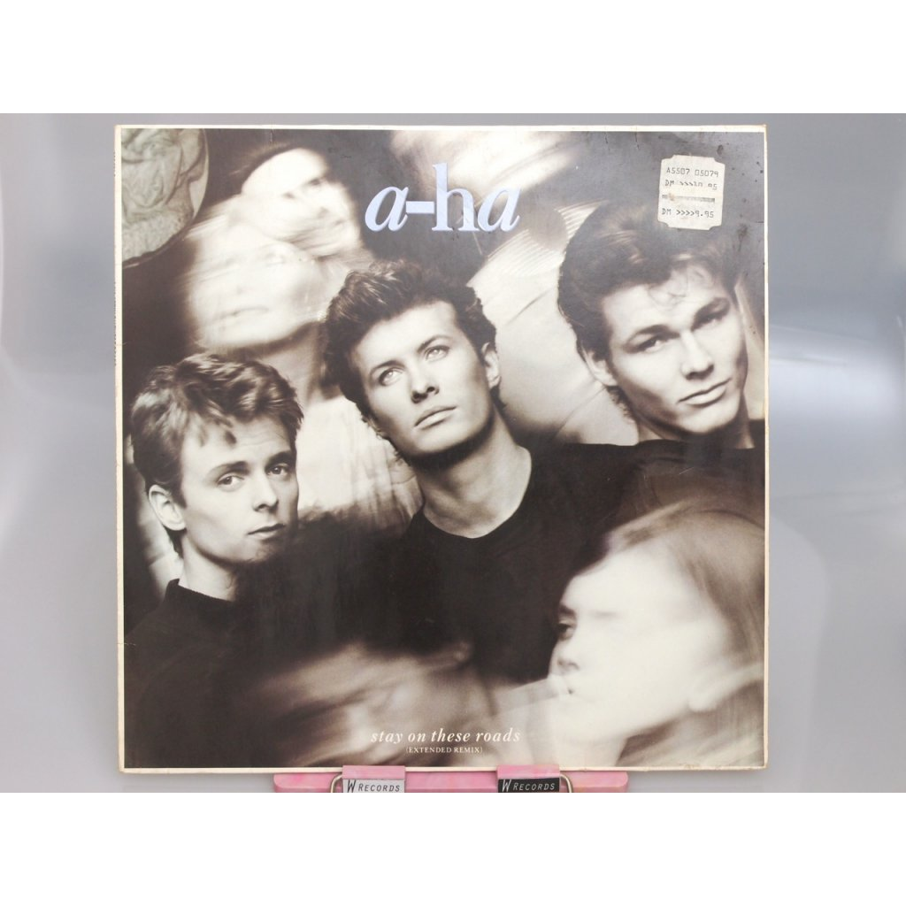 a-ha – Stay On These Roads