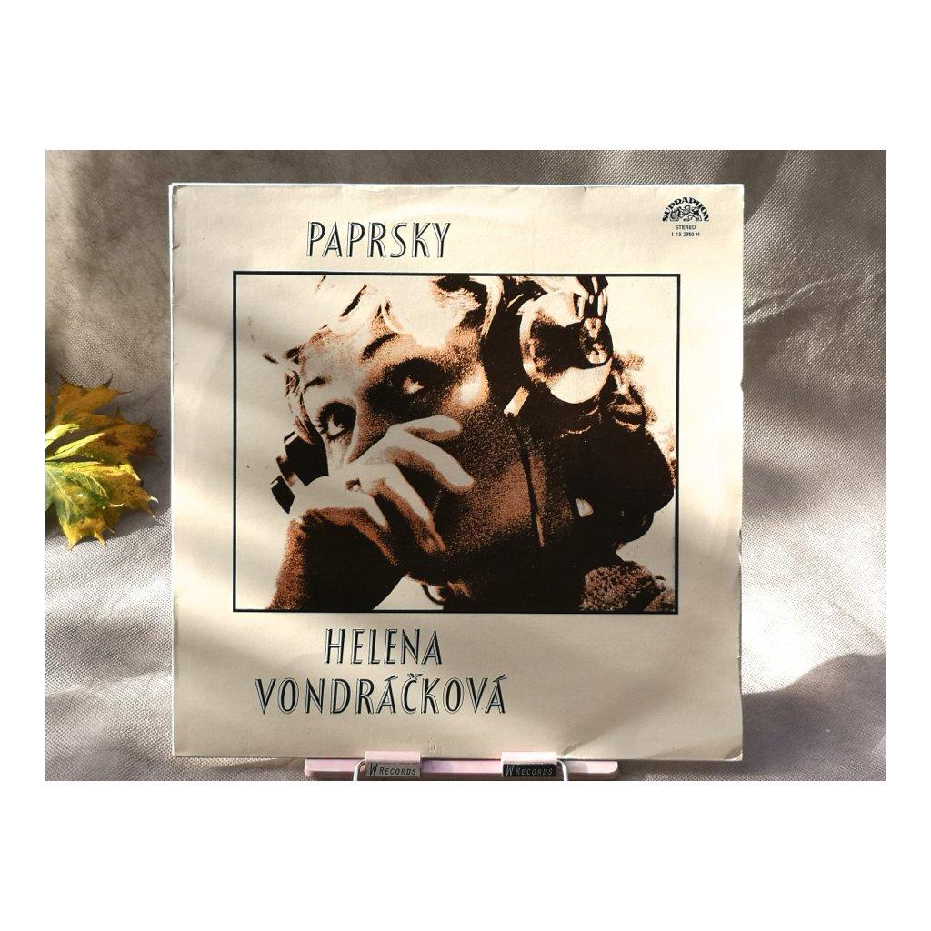 Helena Vondráčková – Paprsky