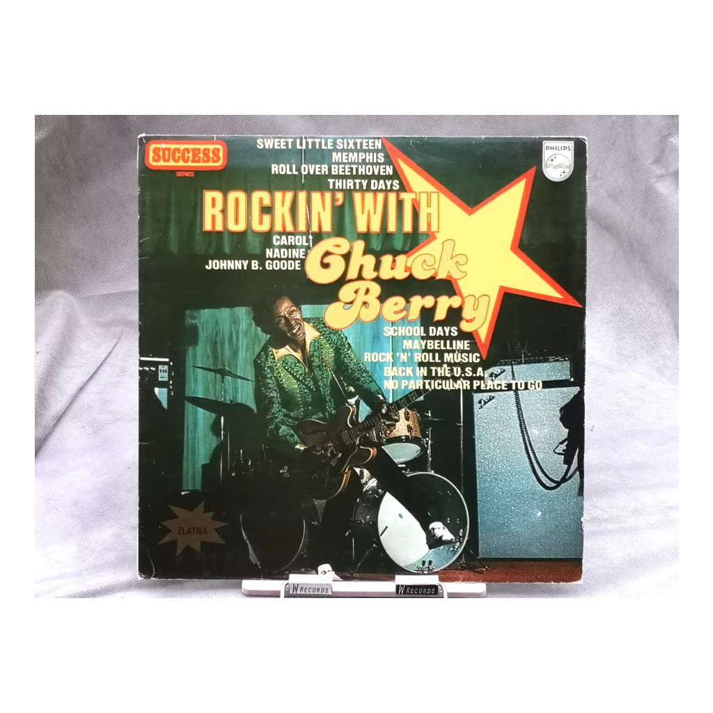 Chuck Berry – Rockin' With Chuck Berry