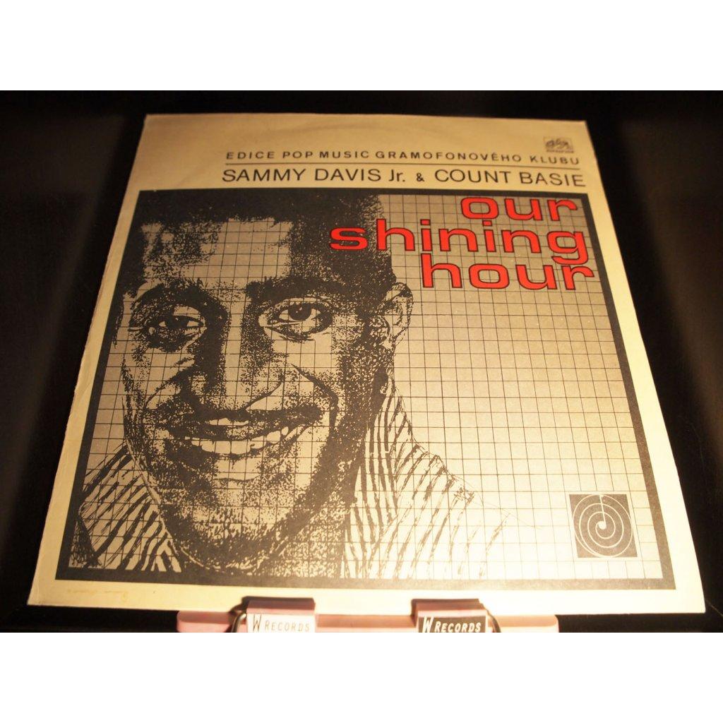 Sammy Davis Jr. & Count Basie - Our Shining Hour LP