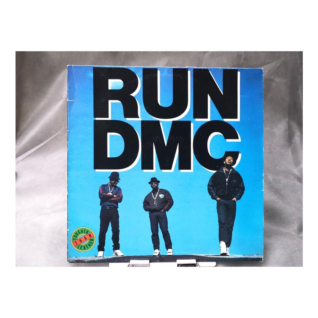 Run-DMC – Tougher Than Leather