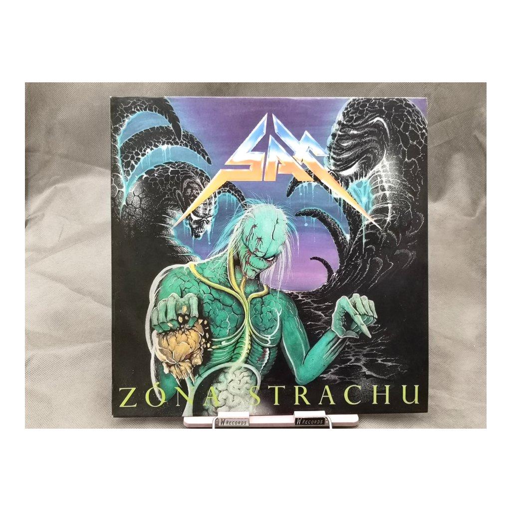 Sax – Zóna Strachu